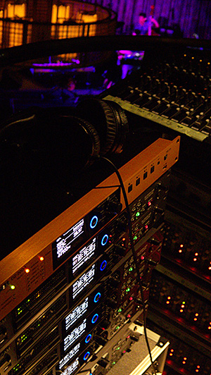 DA-3000 multitrack DSD
