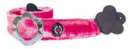 Daisy Rock; Guitar Strap; Pink Fur