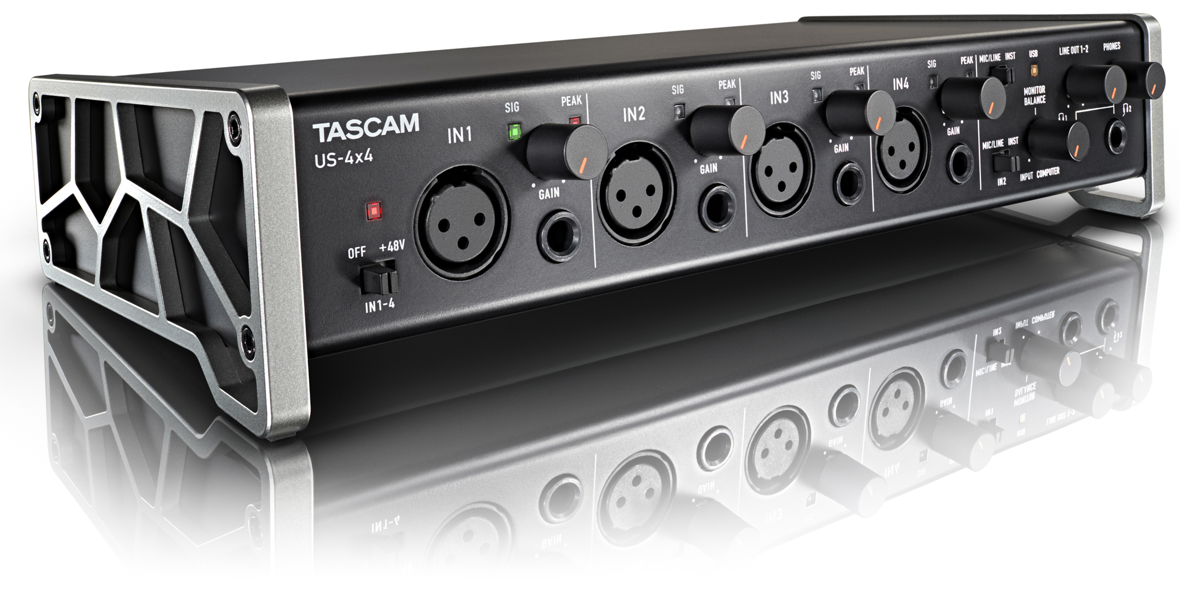 Product Us 16x08 Tascam