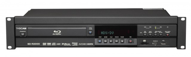 Product Bd R2000 Tascam