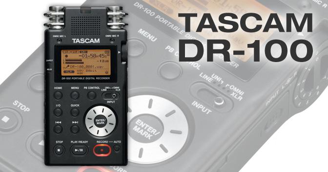 Tascam Dr-100 Mkii Инструкция На Русском