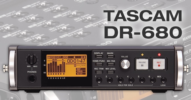 Tascam DR08 Owners Manual