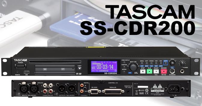 Tascam ss-r200 инструкция на русском