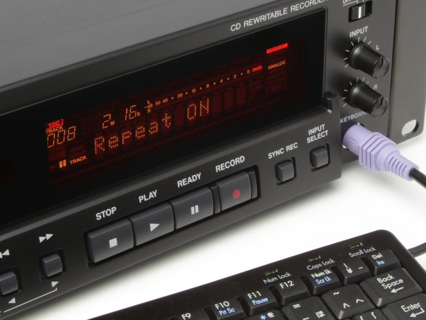 CD-RW901MKII