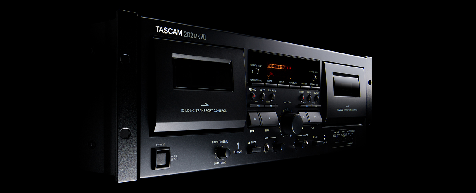 202MKVII | OVERVIEW | TASCAM - United States
