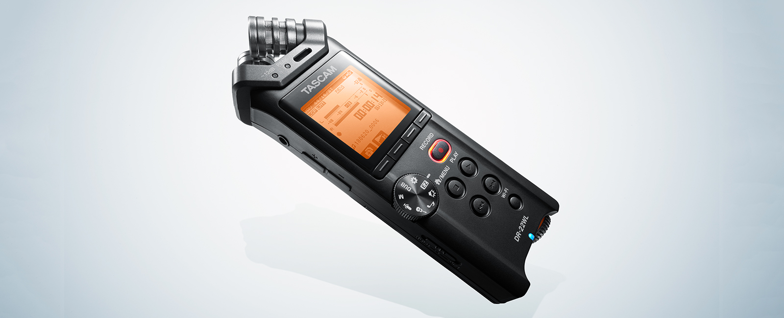 DR-22WL | OVERVIEW | TASCAM - United States