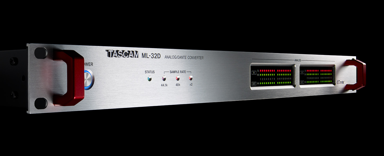 ML-32D | OVERVIEW | TASCAM - United States
