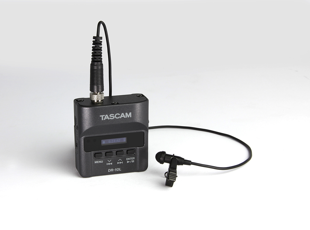 Perfect for Mobile Live Recording