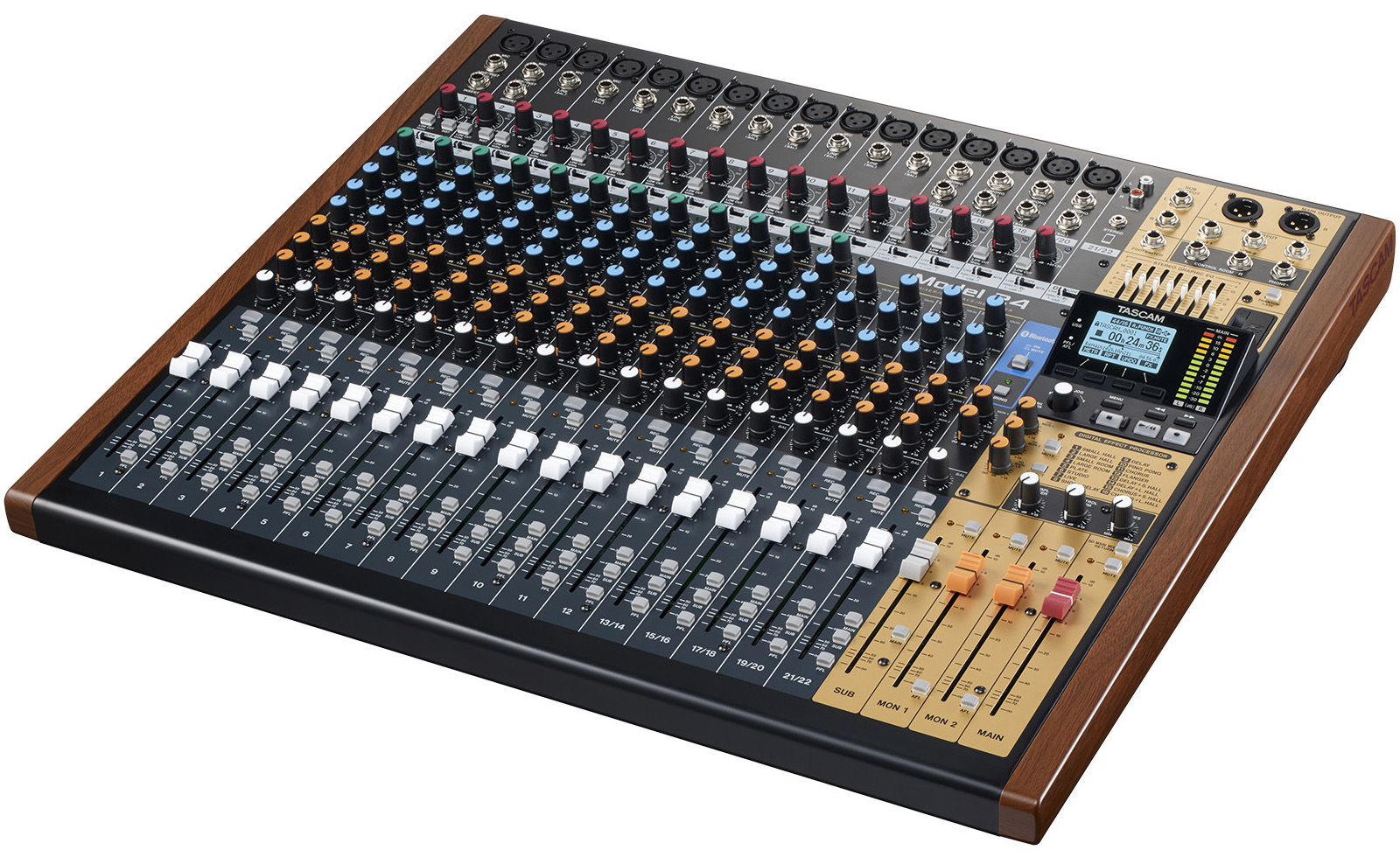 Reexamining an Analog Console in the Digital Age