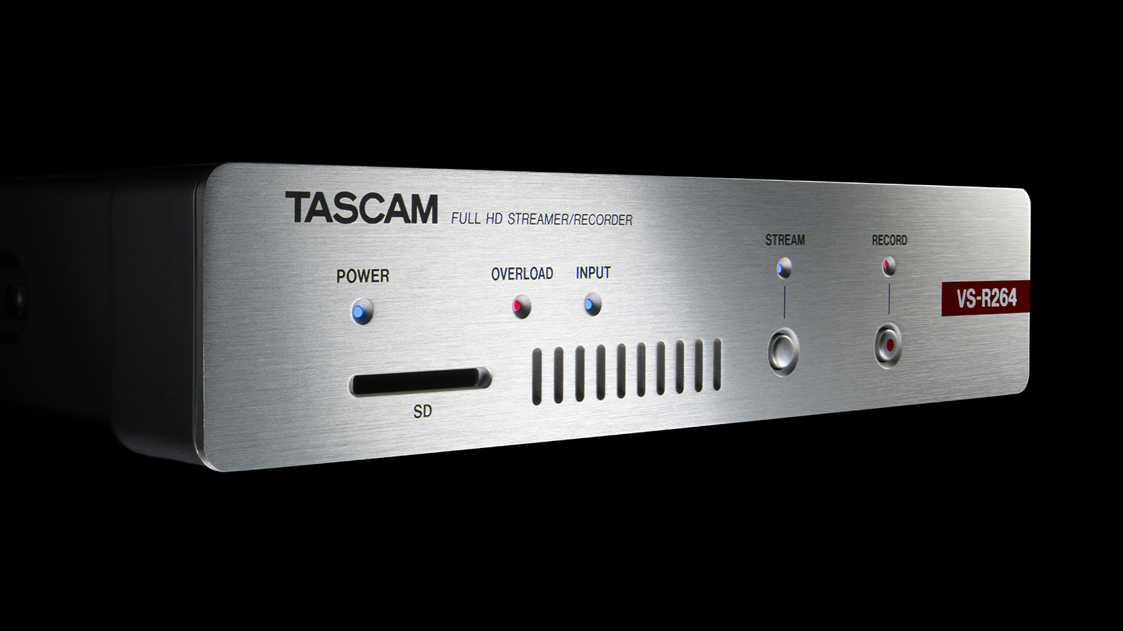 Professional Grade Streaming Made Easy with TASCAM's VS-R264 Video Encoder/Decoder