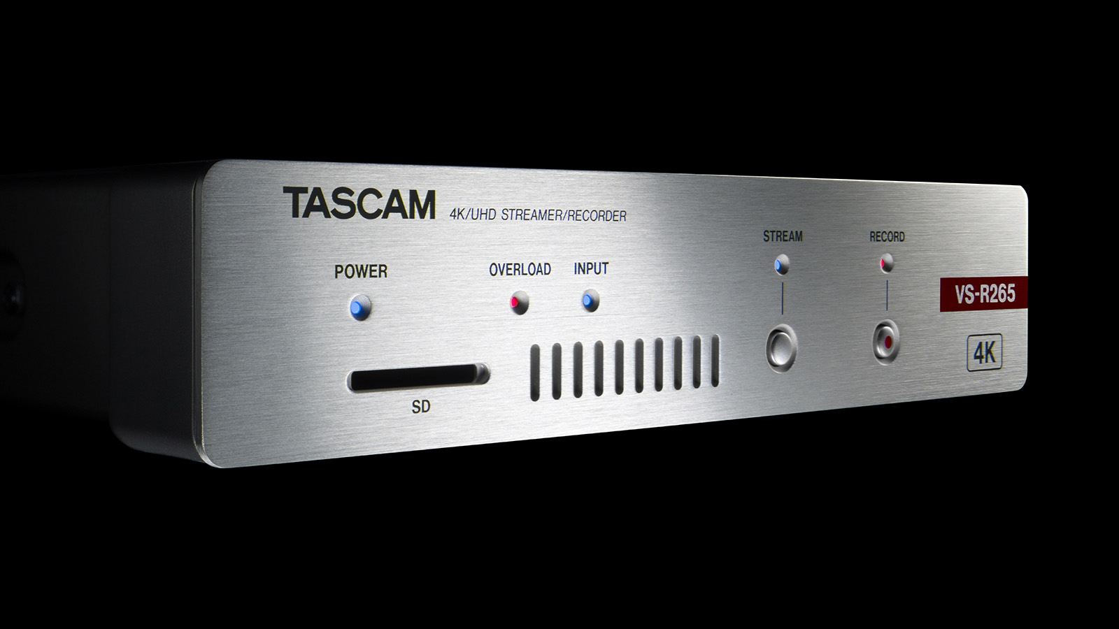 Review : Tascam VS-R265 Streaming Encoder/Decoder