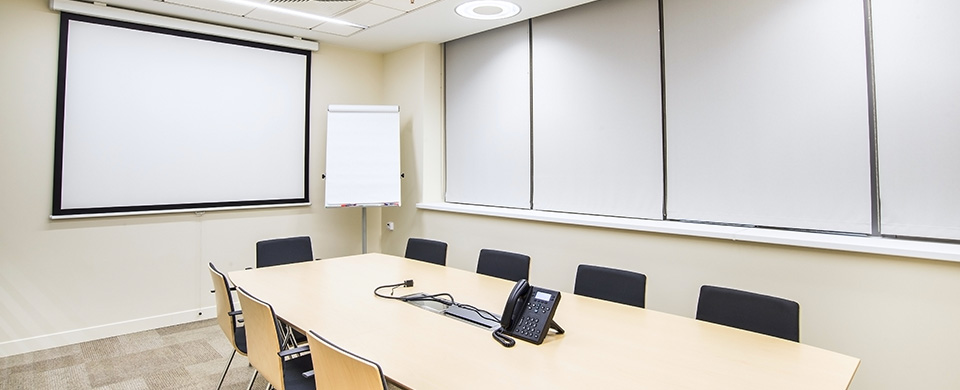 Presentation or Videoconference Overflow, Meeting Room Monitoring