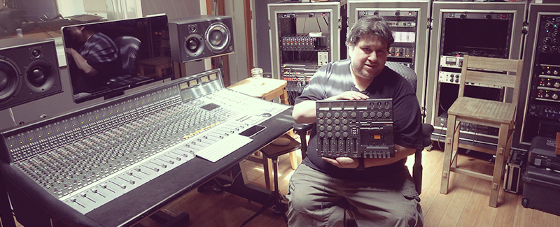 Multiple Grammy Winner Carranza Still Leans on His TASCAM Porta One