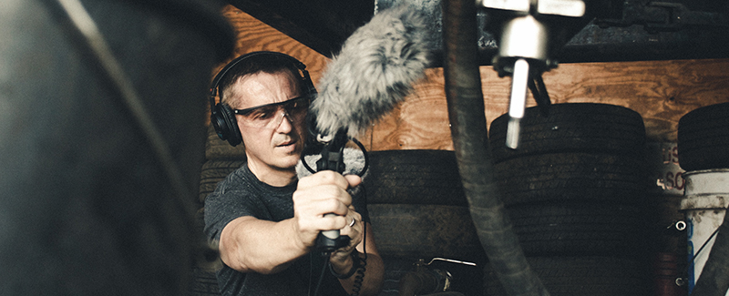 Robert Dudzic Conjures Amazing Sounds with TASCAM Field Recorders