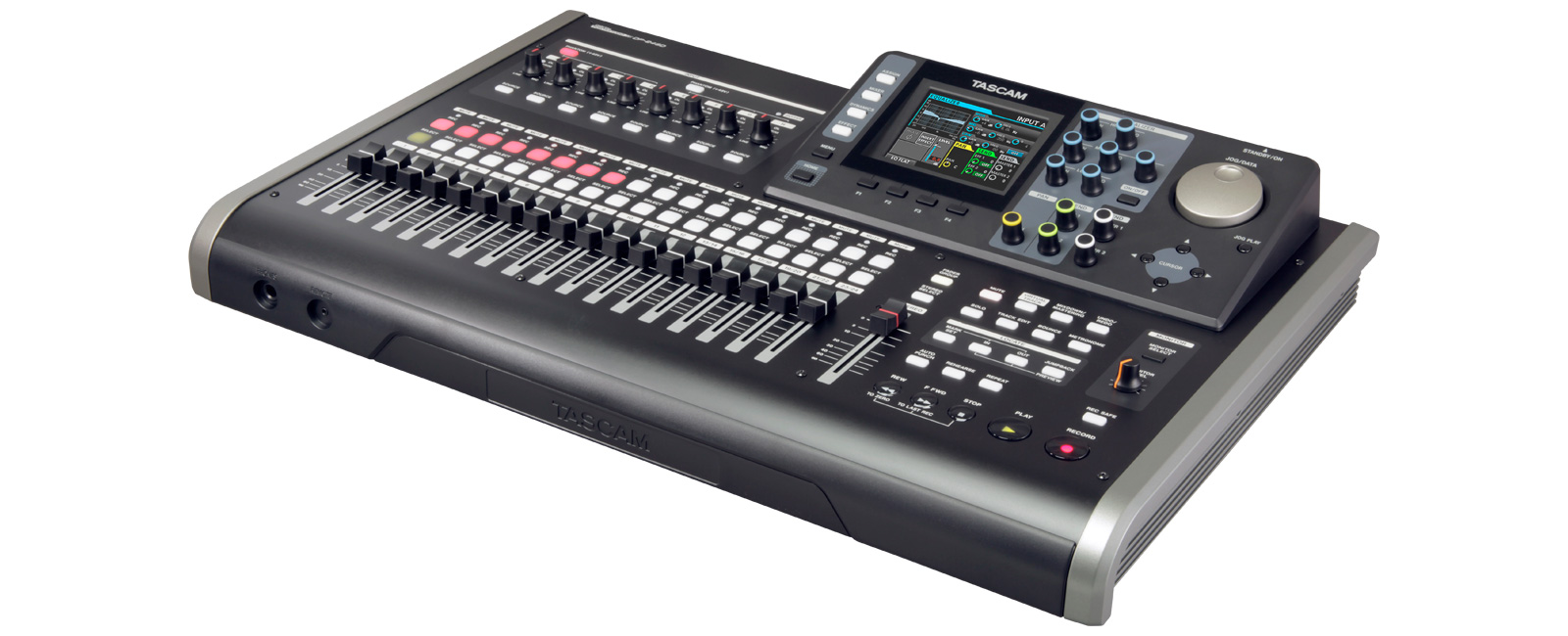 NEW Tascam RC-3F 3-Way Footswitch