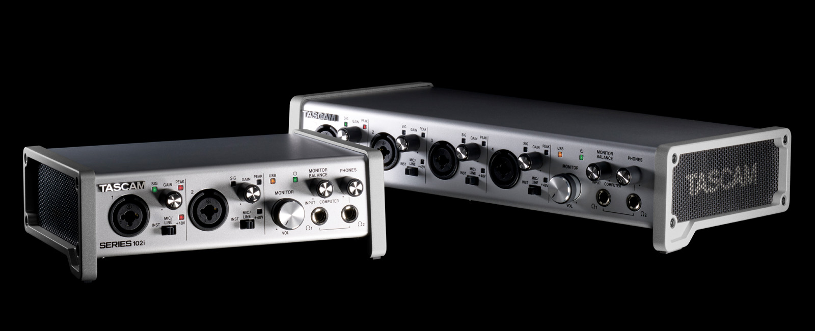 SERIES 102i, SERIES 208i TASCAM R&D Special Interview