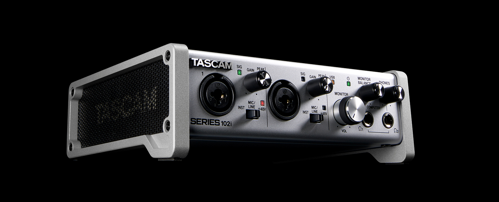 SERIES 102i | OVERVIEW | TASCAM - United States