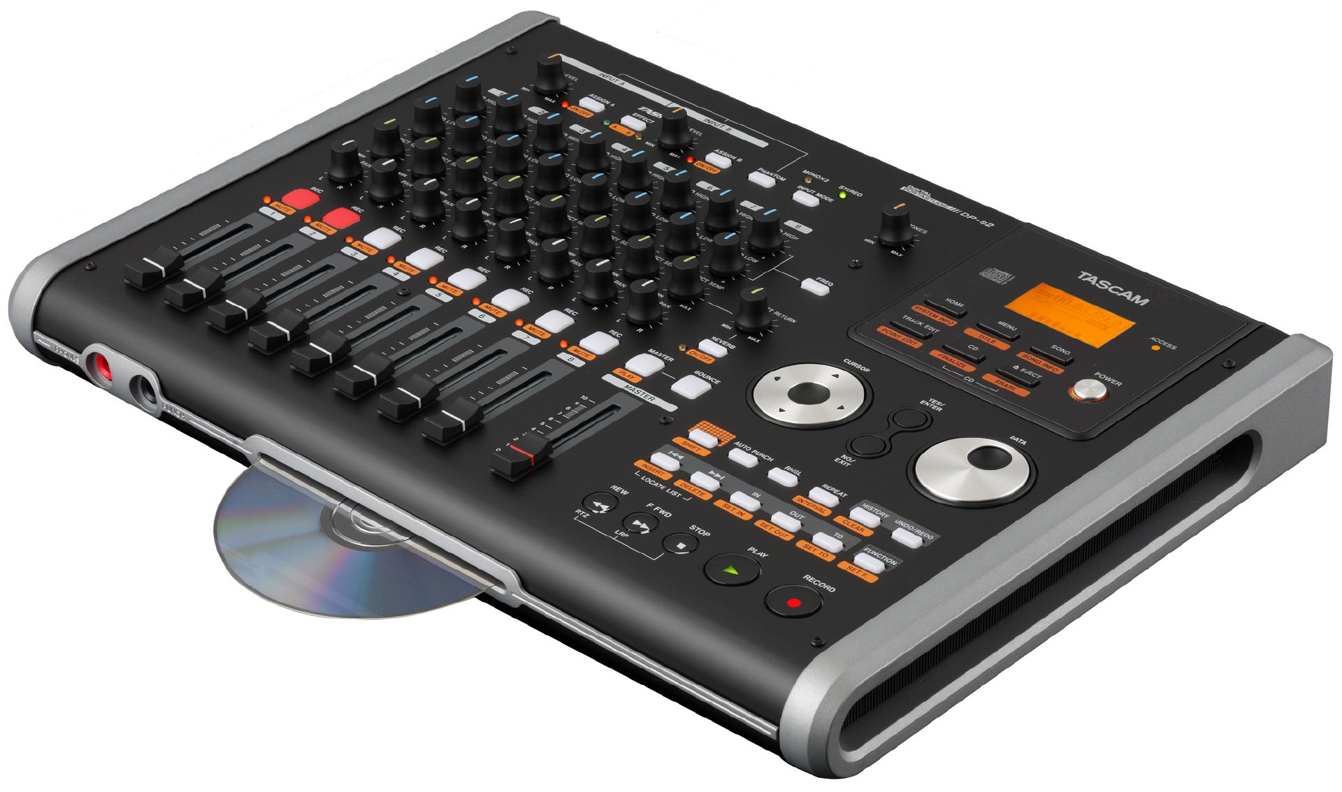 DP-02 | FEATURES | TASCAM - United States