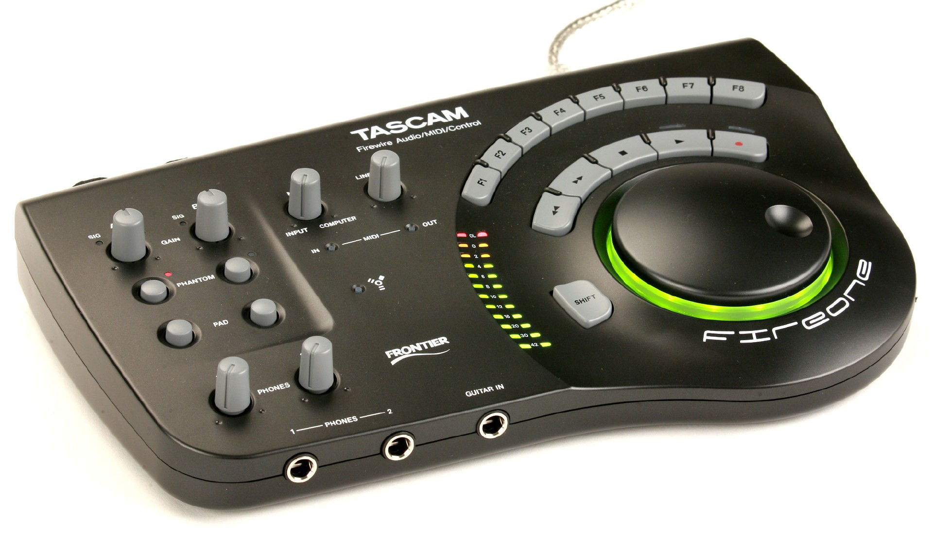 Audio/midi Interfaces Tascam Fireone Firewire Interface