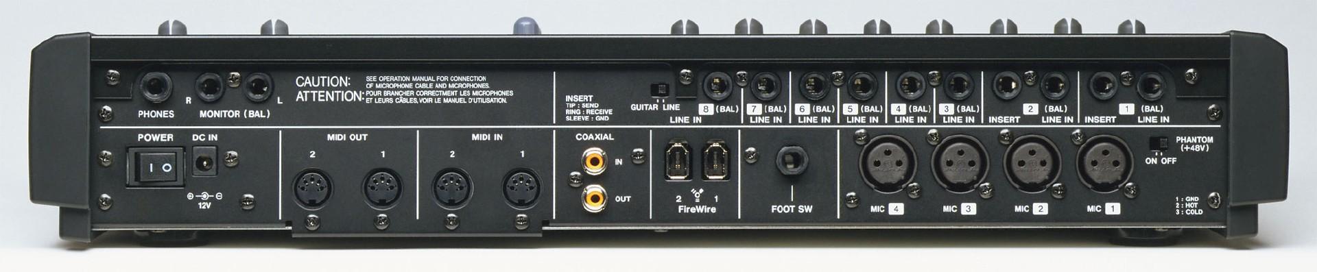 FW-1082 | FEATURES | TASCAM | International Website| | FEATURES