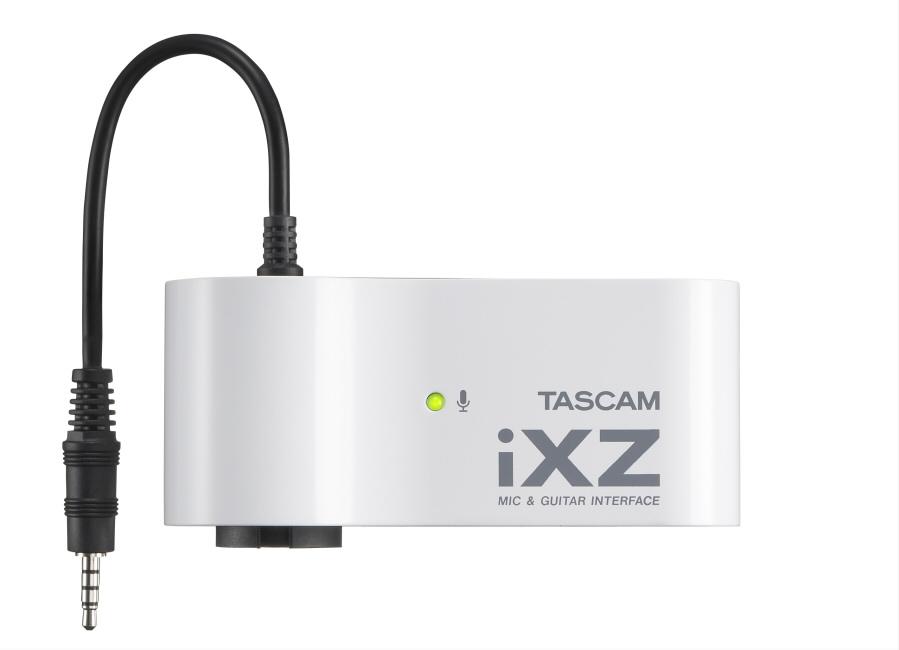Ixz | features | tascam.