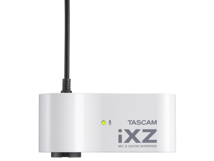 Tascam ixz | downloads.