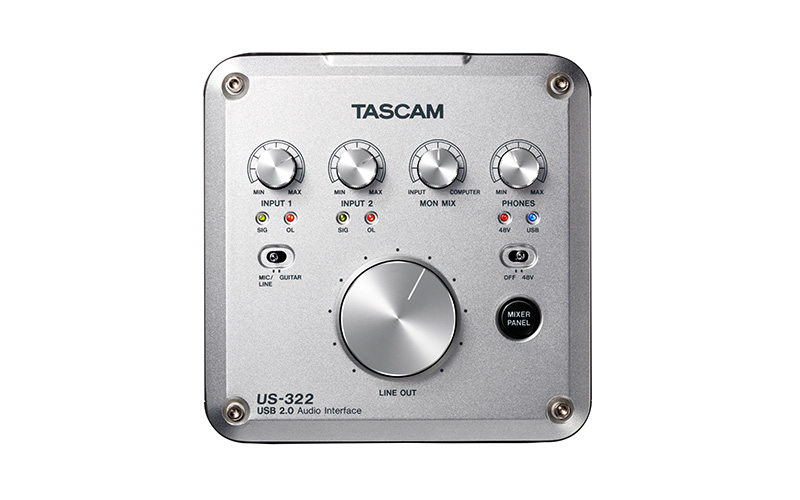 US-322 | FAQs | TASCAM - United States