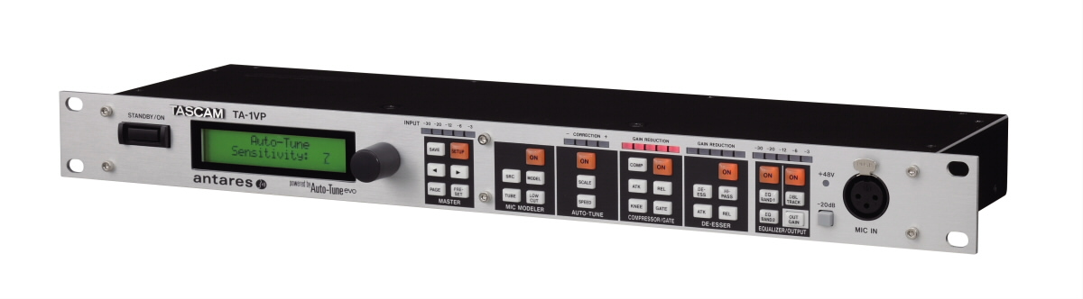 TA-1VP | FEATURES | TASCAM - United States