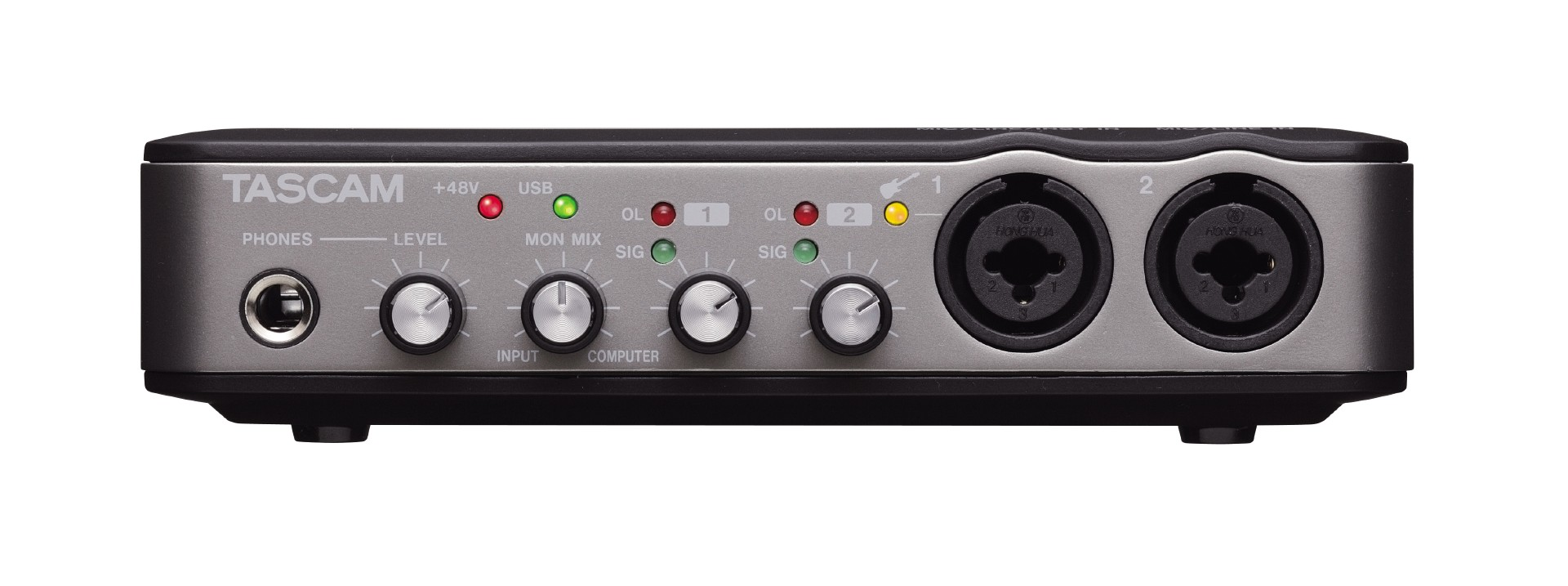 US-200   FEATURES   TASCAM - United States
